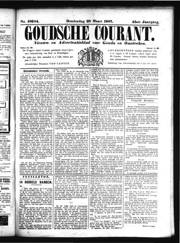 Goudsche Courant 1907-03-28