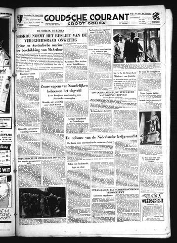 Goudsche Courant 1950-06-29