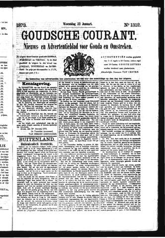 Goudsche Courant 1873-01-22