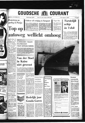 Goudsche Courant 1974-12-04