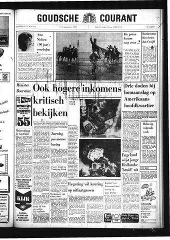 Goudsche Courant 1972-05-25