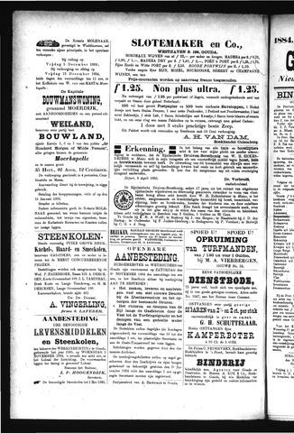 Goudsche Courant 1884-12-05