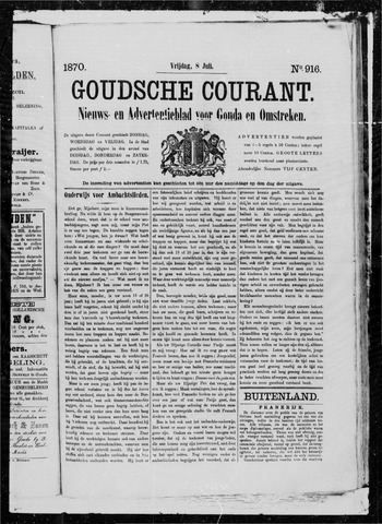 Goudsche Courant 1870-07-08