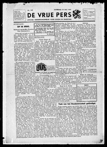 De Vrije Pers 1945-07-14