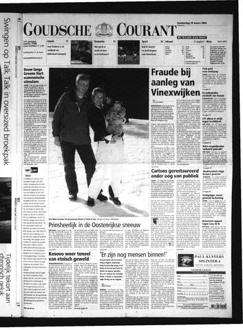 Goudsche Courant 2004-03-18
