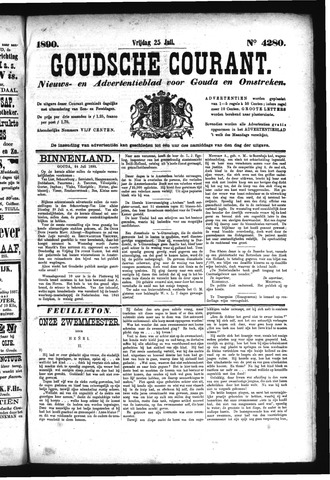 Goudsche Courant 1890-07-25