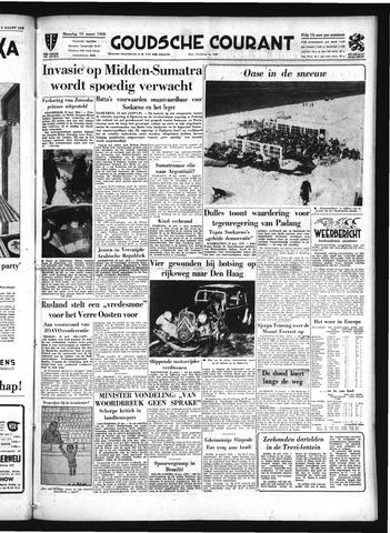 Goudsche Courant 1958-03-10