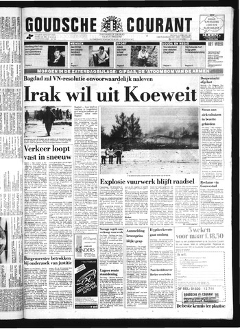 Goudsche Courant 1991-02-15