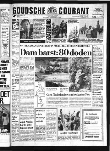 Goudsche Courant 1985-07-20