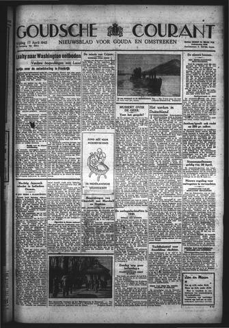 Goudsche Courant 1942-04-17