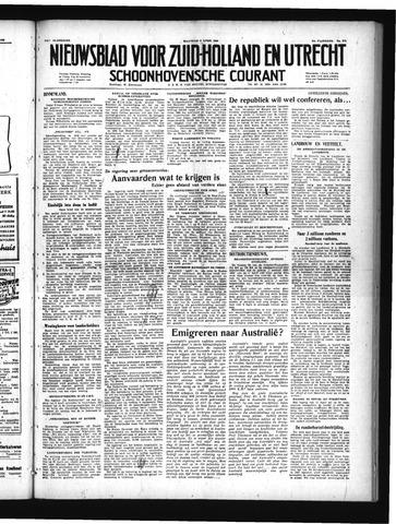 Schoonhovensche Courant 1949-04-04