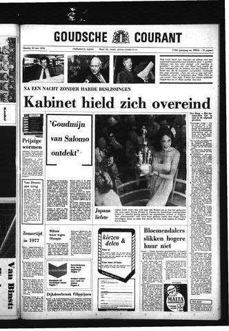 Goudsche Courant 1976-05-25