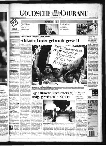 Goudsche Courant 1992-08-11