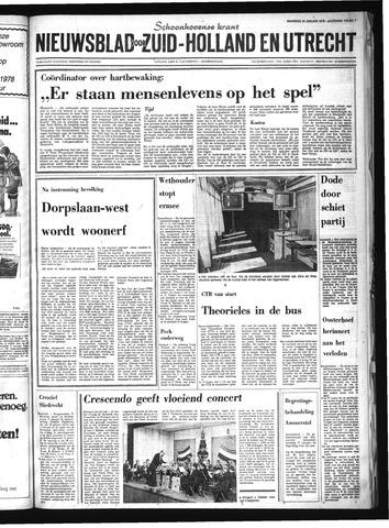 Schoonhovensche Courant 1978-01-16