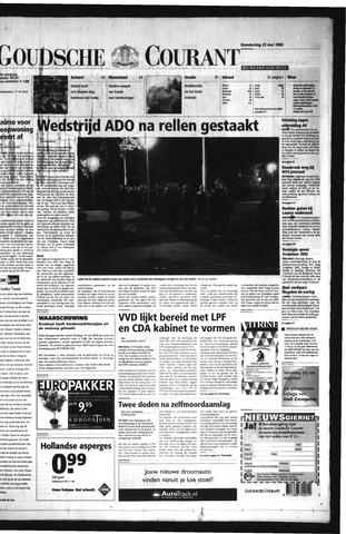 Goudsche Courant 2002-05-23