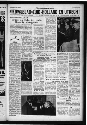 Schoonhovensche Courant 1961-04-21