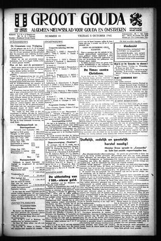 Groot Gouda 1945-10-05