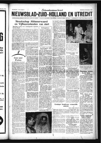 Schoonhovensche Courant 1959-12-24