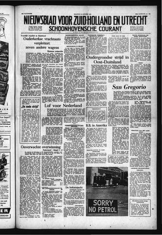 Schoonhovensche Courant 1953-10-26