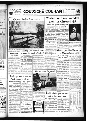 Goudsche Courant 1962-04-10