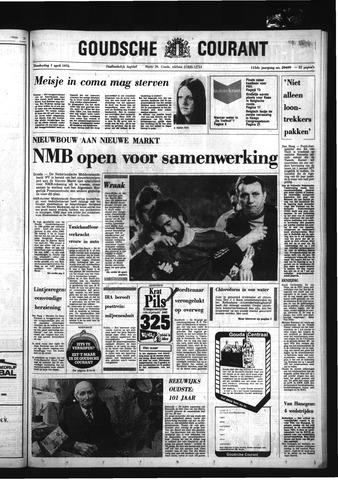 Goudsche Courant 1976-04-01