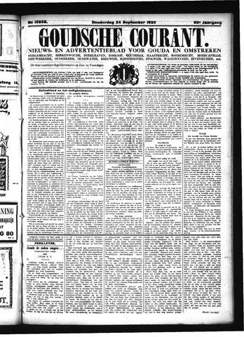Goudsche Courant 1925-09-24