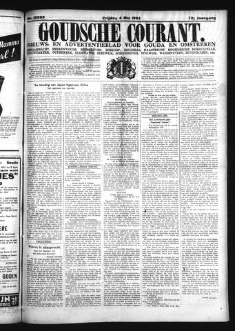 Goudsche Courant 1934-05-04
