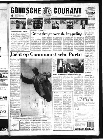 Goudsche Courant 1991-08-24