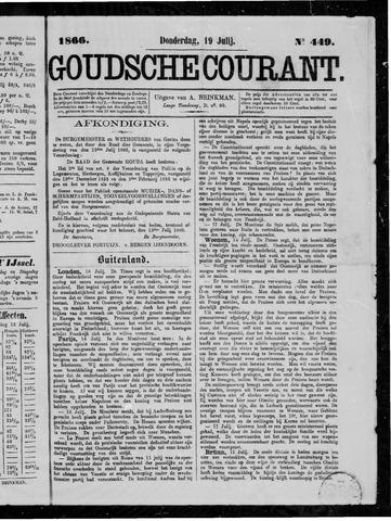 Goudsche Courant 1866-07-19