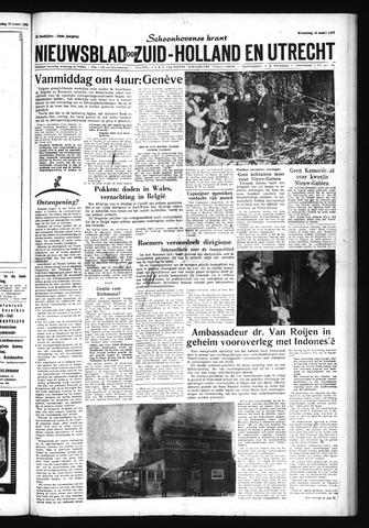 Schoonhovensche Courant 1962-03-14