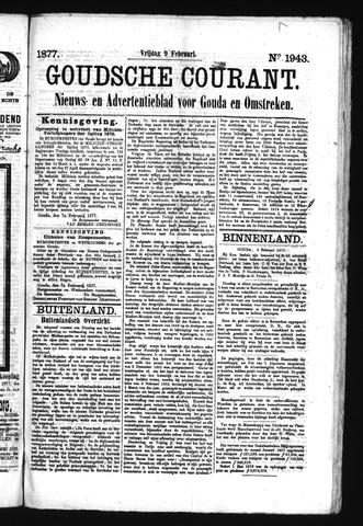 Goudsche Courant 1877-02-09