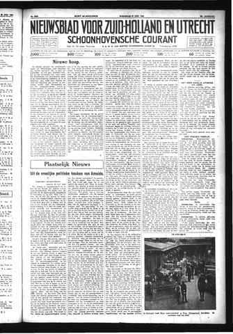 Schoonhovensche Courant 1934-06-27