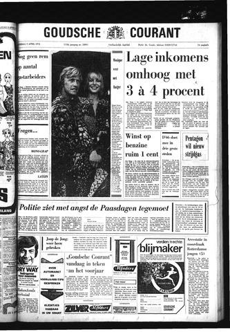 Goudsche Courant 1974-04-09