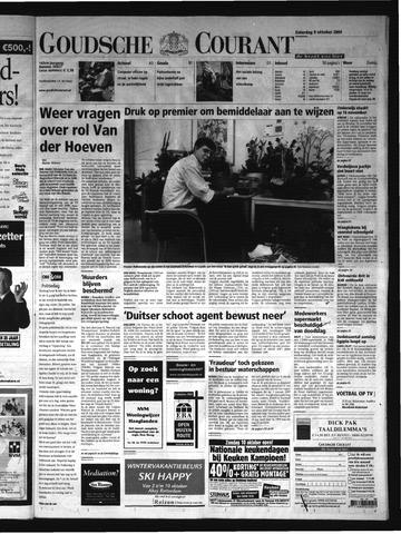 Goudsche Courant 2004-10-09