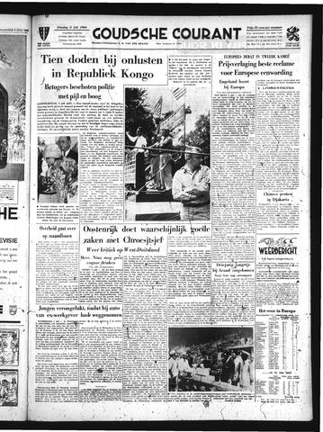Goudsche Courant 1960-07-05