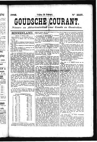 Goudsche Courant 1886-02-26