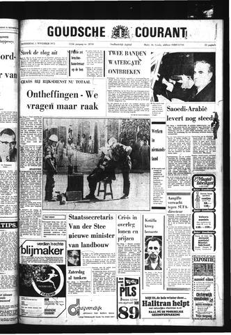 Goudsche Courant 1973-11-01