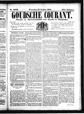 Goudsche Courant 1908-10-28