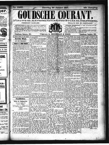 Goudsche Courant 1917-01-20