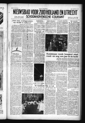 Schoonhovensche Courant 1957-10-11