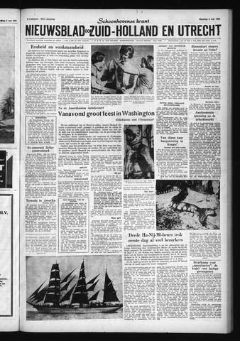 Schoonhovensche Courant 1961-05-08