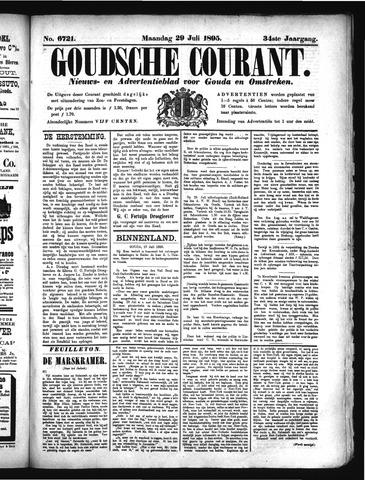 Goudsche Courant 1895-07-29