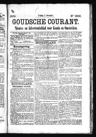 Goudsche Courant 1876-11-03