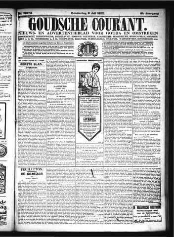 Goudsche Courant 1922-07-06