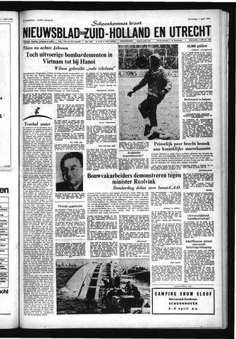 Schoonhovensche Courant 1968-04-03