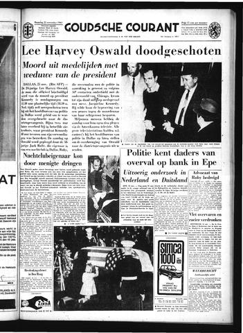 Goudsche Courant 1963-11-25