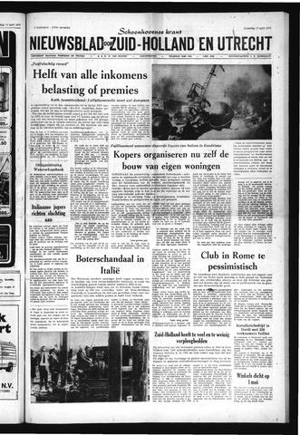 Schoonhovensche Courant 1972-04-17