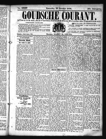 Goudsche Courant 1918-10-19