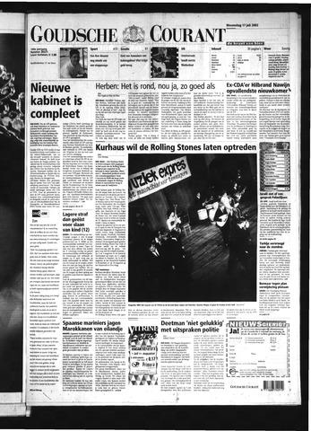 Goudsche Courant 2002-07-17