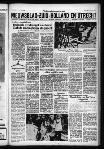 Schoonhovensche Courant 1966-08-24